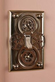 Ste&unk door. & Steampondering | Morgan Sylvia